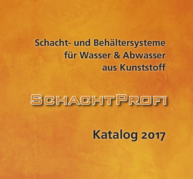 Schachtprofi Katalog 2017