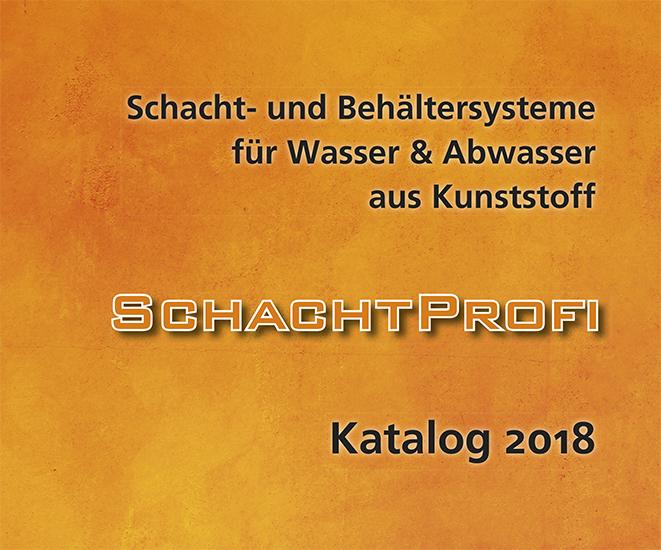 Schachtprofi Katalog 2018