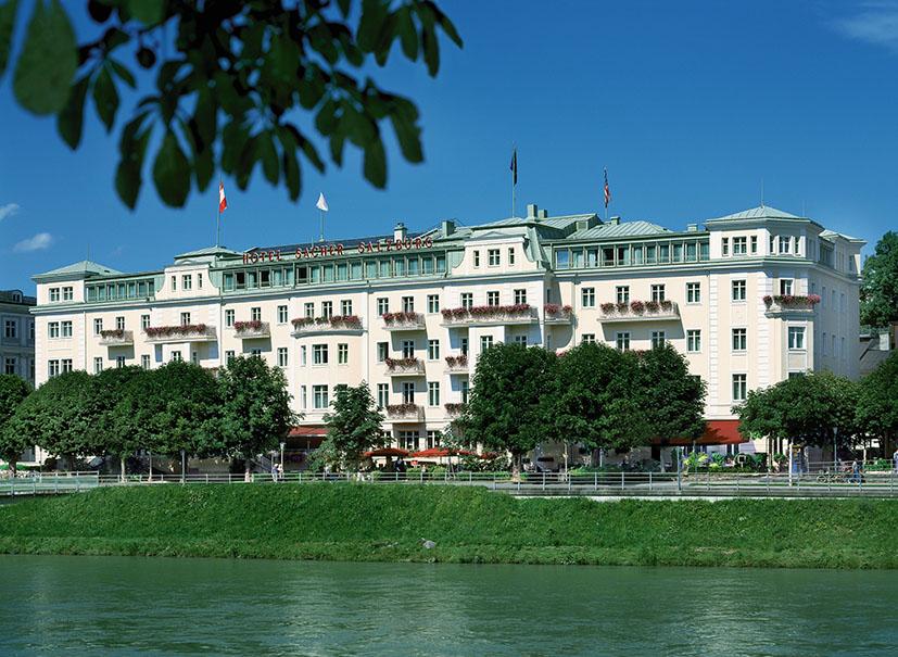 Referenzprojekt: Hotel Sacher in Salzburg